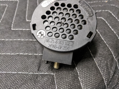 BMW E53/E81/E82/E83/E90/E91 Parking Distance Trigger Chime Speaker 66216903102