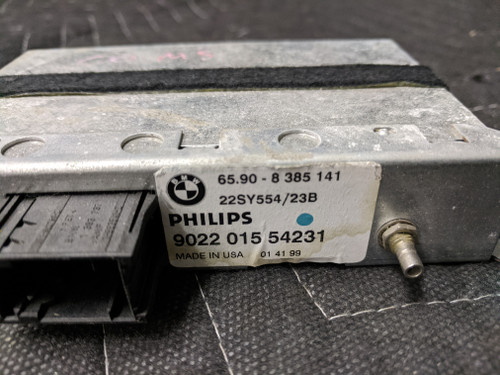 BMW E38/E39/E46/E52/E53 GPS Receiver Module Trimble 65908385141