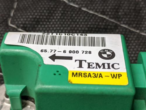 BMW E38/E39/E52/E53 X5 Side Impact Airbag Sensor Module Temic 65776900728