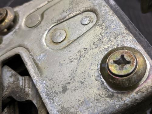 BMW E30 3-Series Door Lock Front Left 51211922845