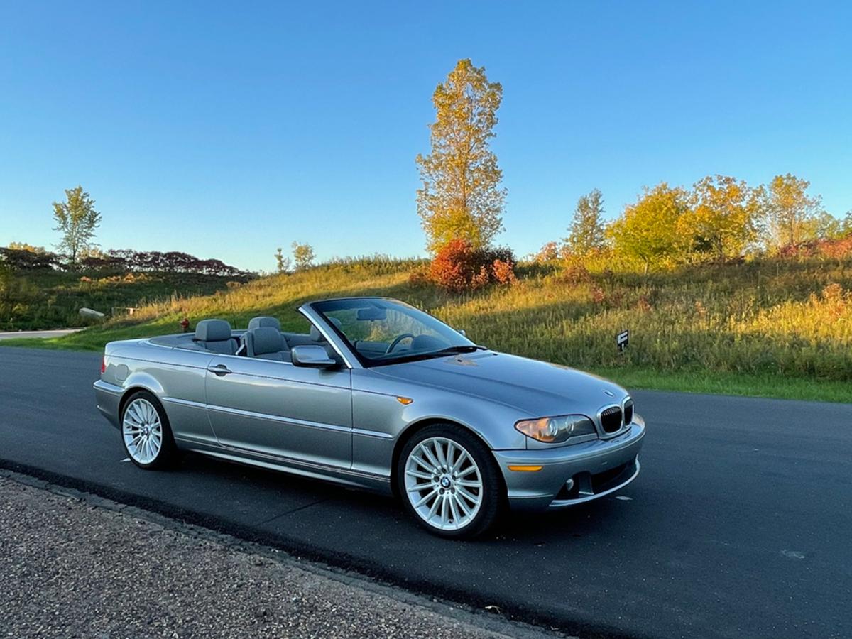 2004 BMW E46 330Ci for Sale