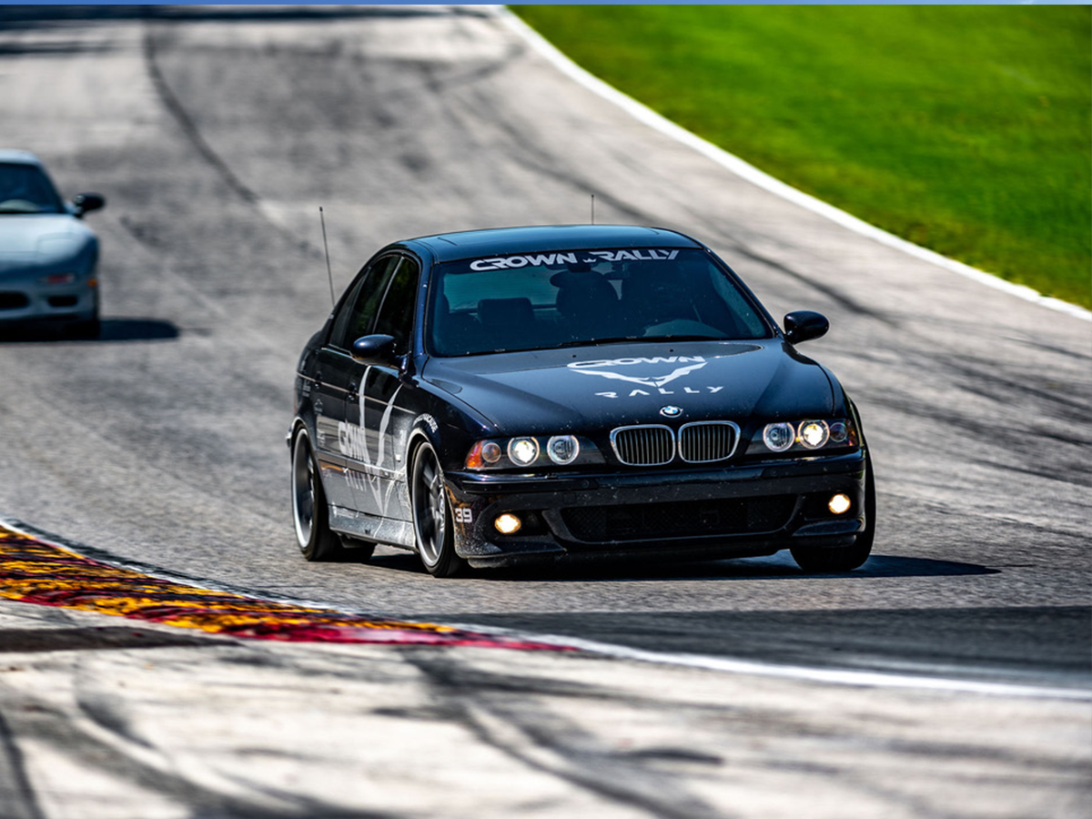 Trackside: Road America with Crown Rally