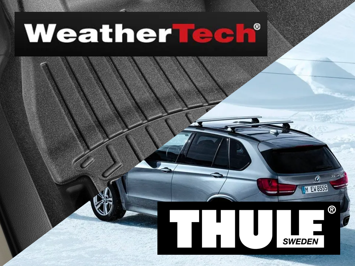 WeatherTech Floor Mats   Thule Car Racks
