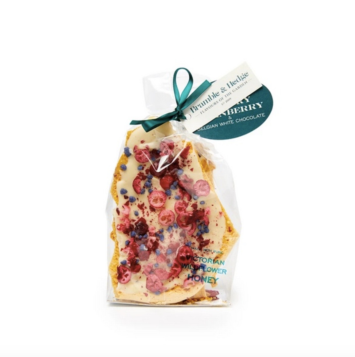 Honeycomb - Sour Cherry and Cranberry