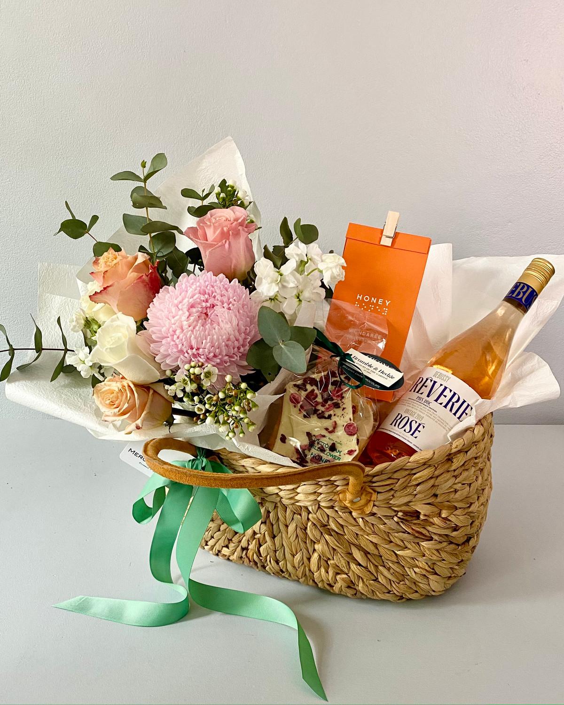 Gourmet Basket - Sweet