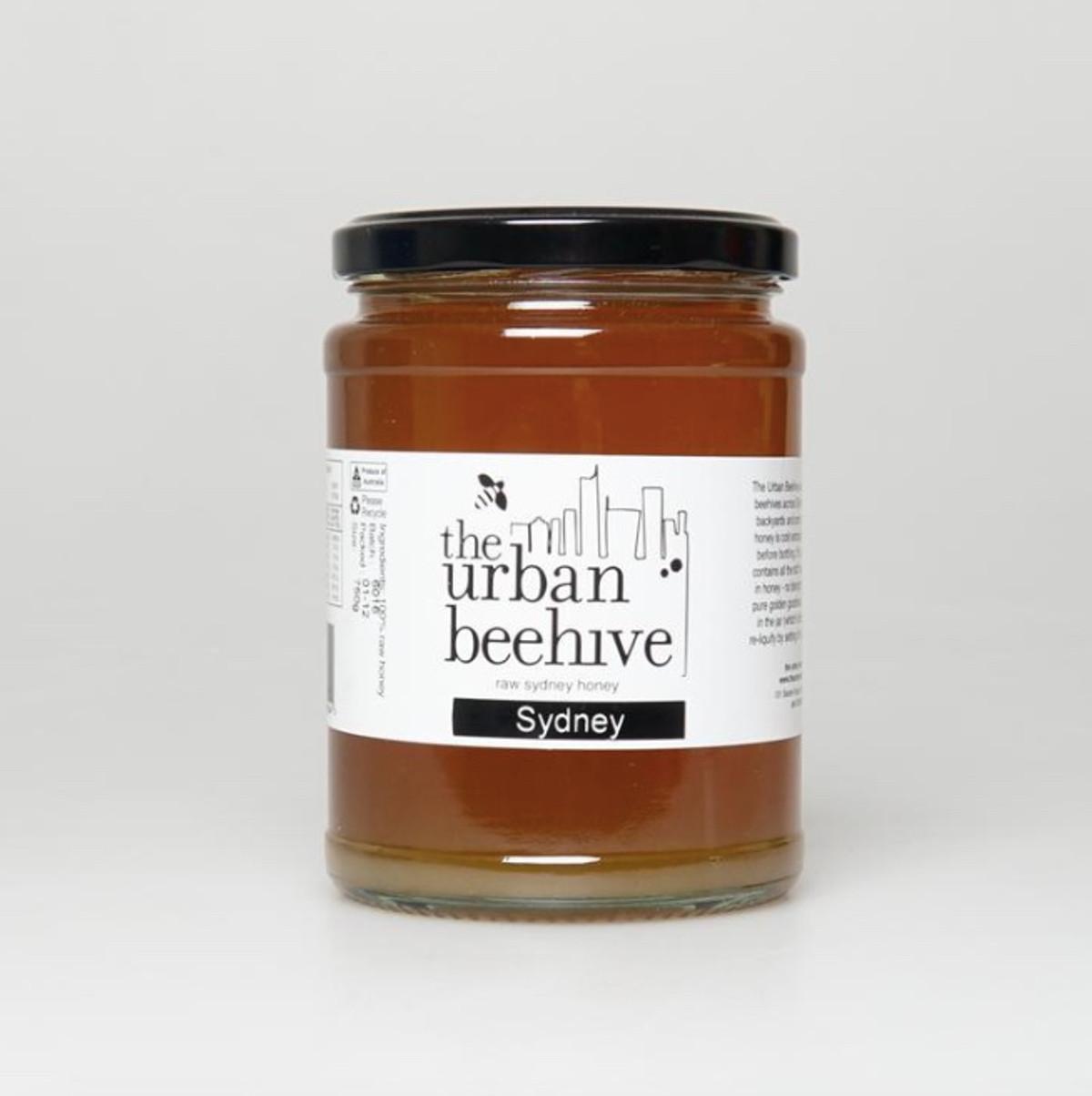 Urban Beehive Sydney Honey
