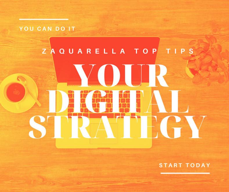 Paper cards meet Digital Strategy