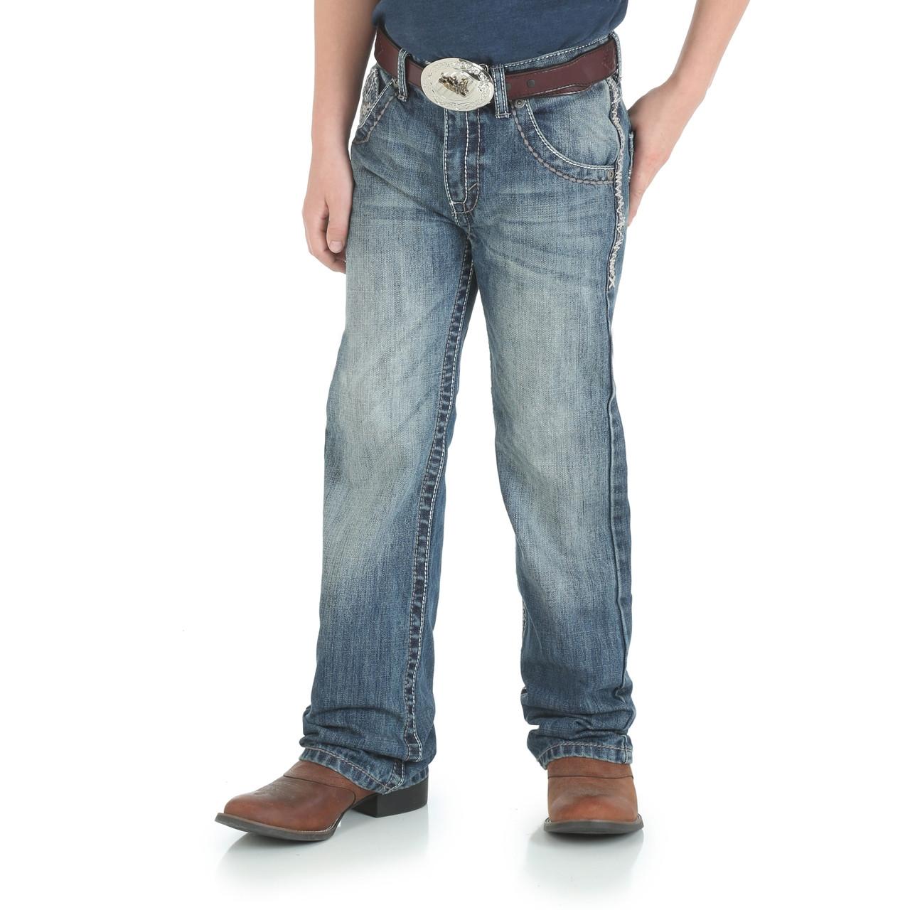 6a45e4d2f8 42BWXBB Wrangler 20X Vintage Boot Jeans Big Boys 8-16 - Brantleys Western    Casual Wear