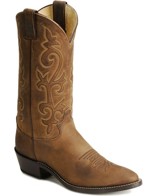 Msml002 Twisted X Men S Stockman Cowboy Boot Round Toe