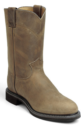 e4921b769f49e 4116 Men's Classic Roper Boot with Bay Apache Cowhide Foot and a Roper Toe