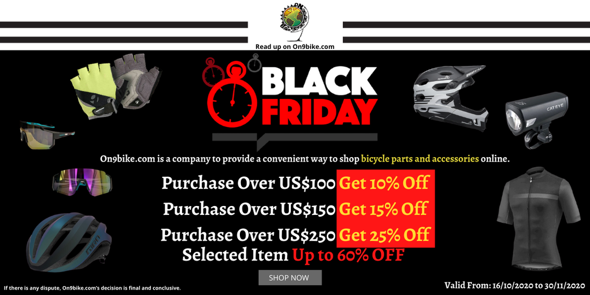Black Friday BIG Sales-Bicycle Parts and Accessories