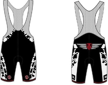 *BONTRAGER RXL TM ISSUE BIB SHORT~WORLD CUP
