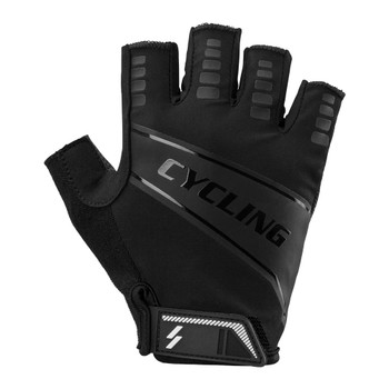CYCLING BLACK GLOVE - SZ-S189