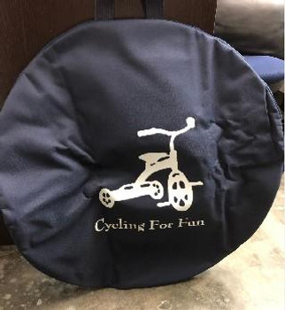 BICYCLE WHEEL BAG ( FRONT & REAR )