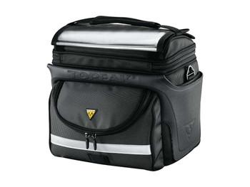 TOPEAK TOURGUIDE HANDLEBAR BAG DX W/FIXER8-TT3022B