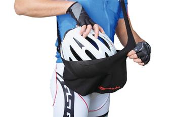 OGK Kabuto Premium Helmet Bag-Black