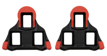 Shimano SPD-SL road cleats in pair SM-SH10 Red