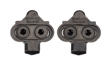 SHIMANO SPD CLEAT ASSEMNLY-SM-SH51