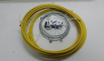 BRAKE CABLE SET-YEL-2P4 (NEW STATE)
