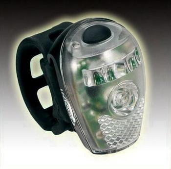 INPRO WHITE SPARKLER FRONT LIGHT & SAFETY LIGHT