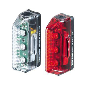 TOPEAK AERO USB COMBO LIGHT-TMS075