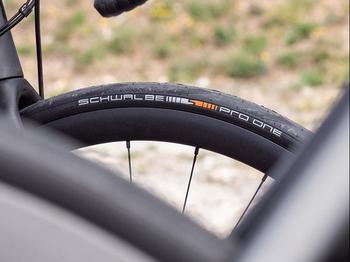 Schwalbe New Pro One Tires, Addix
