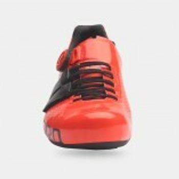 GIRO FACTOR TECHLACE Men Road Shoes- Vermillion/Black