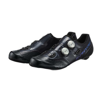 SHIMANO SH-RC902S ROAD SHOES-WIDE-BLACK SPECIAL
