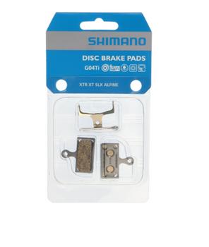 SHIMANO BR-M9000 METAL PAD ( G04TI )