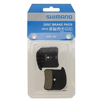 SHIMANO SAINT/ZEE/DEORE XT RESIN PAD-FIN&SPR-H03A