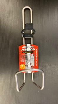 Minoura  AB-500 Bottle Cage for 500ml PET Bottle