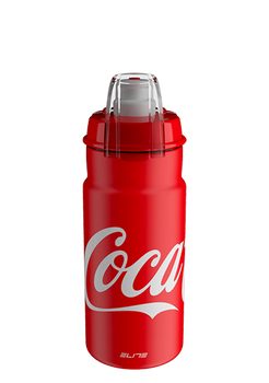ELITE JET PLUS COCA-COLA BOTTLE- RED