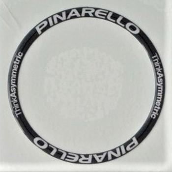 Pinarello BB Sticker~Black