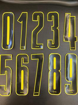 Old School BMX Haro Numbers HARO number plate