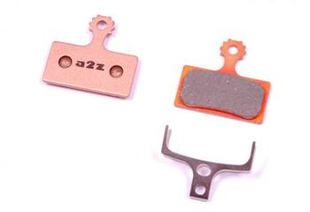 A2Z AZ-635S Supweior Sintered Brake Pad