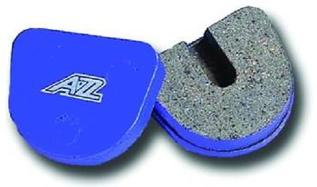 A2Z AZ-760 Dia-tech Anchor / Armor Brake pad