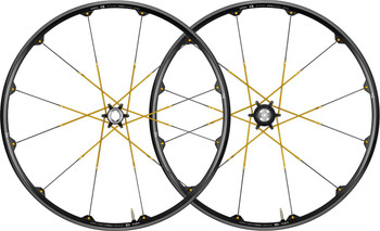 *CRANK BROTHERS IODINE3 WHEELSET-BK/GD-20MM&142MM