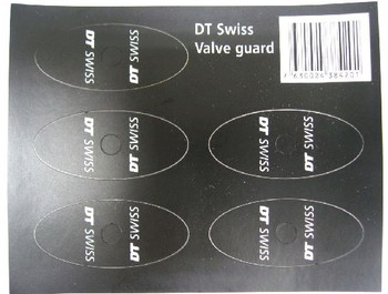 DT SWISS LOGO  VALUE PROTECTION DECAL-40X18MM