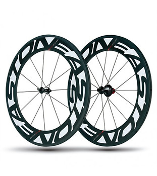 *EASTON 2012 EC90 TT TUBULAR FRONT WHEEL~90MM