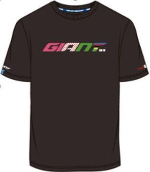 GIANT 2017 CELEBRATE T-SHIRT~BLACK