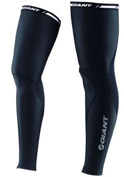 GIANT 3D LEG WARMER - MEIDUM ;BLACK