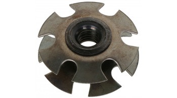 Chris King Star Nut - NoThreadSet, 1-1/8""