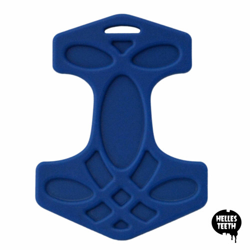 Thors Hammer baby teething toy