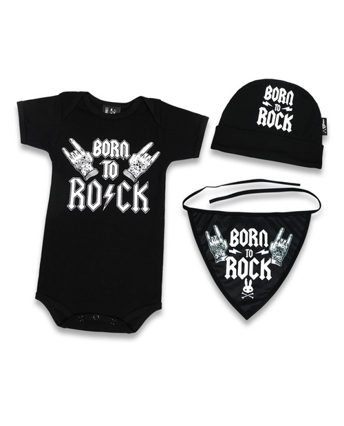 Giftset Born to Rock