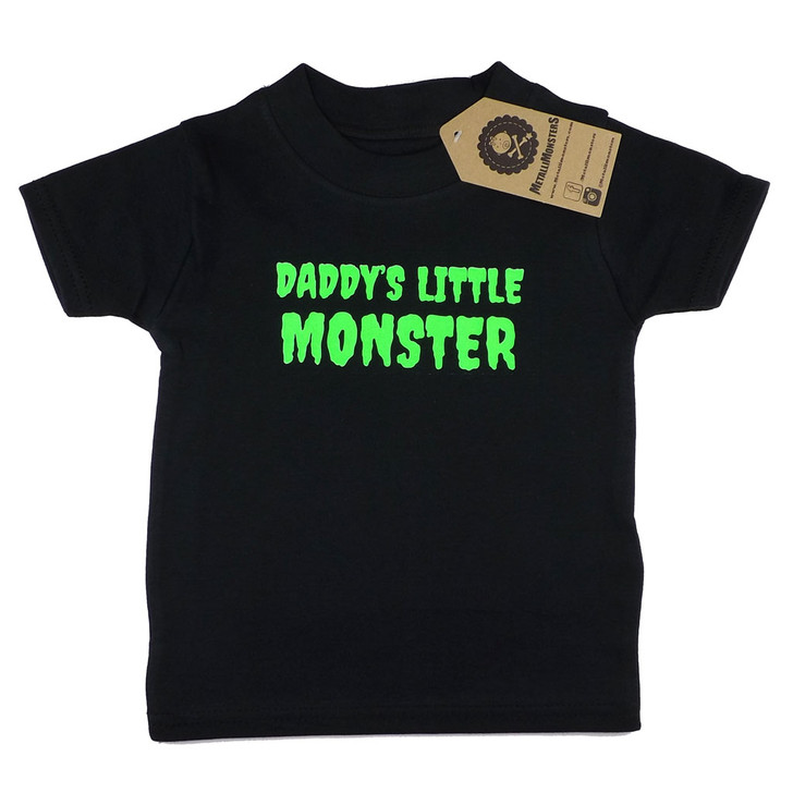 Daddys Little Monster T-shirt