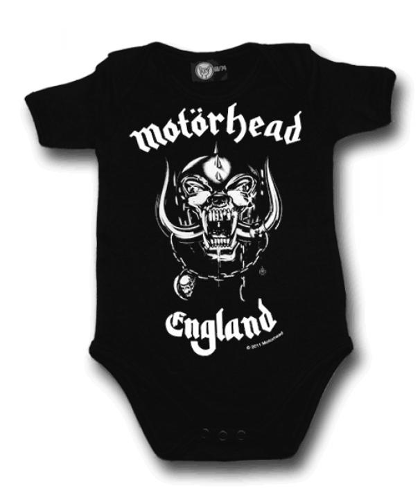 Motorhead England Vest