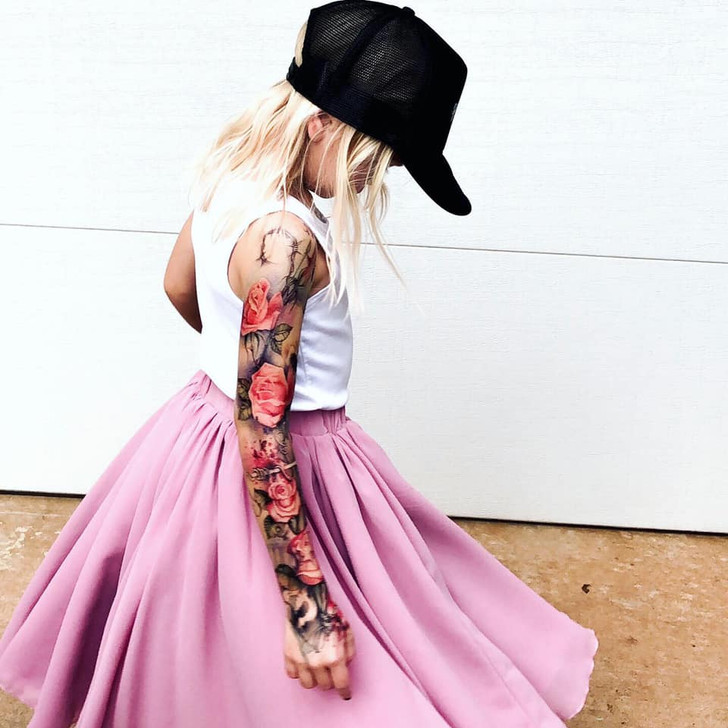 Bittersweet Sleeve Tattoo