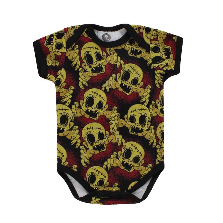 Zombie baby vest