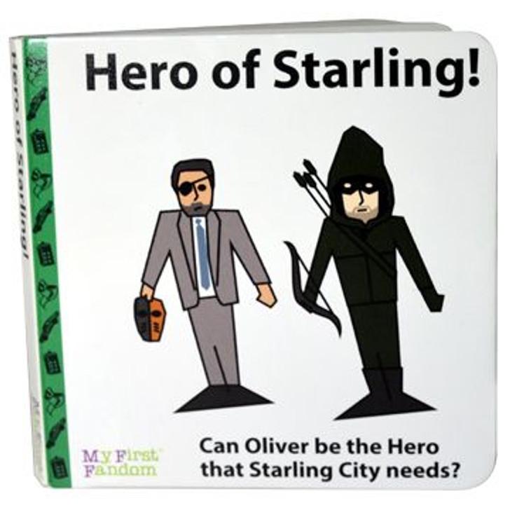 Hero of Starling board book