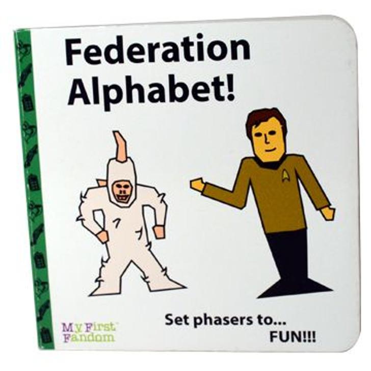 Federation Alphabet board book